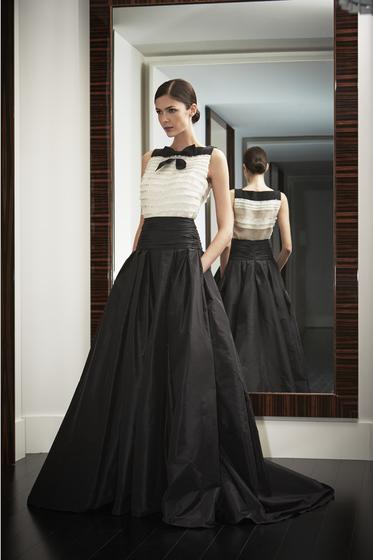 The Night Collection Carolina Herrera Lookbook