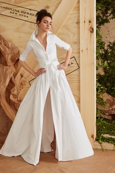 Bridal spring 2017 carolina herrera lookbook junglespirit Choice Image