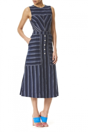 5111REJ_NAVY STRIPE_L